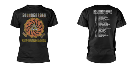 SUPERUNKNOWN TOUR 94 - Mens Tshirts (SOUNDGARDEN)