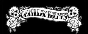 Cadillac Tramps Logo Sticker