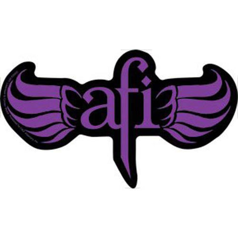 AFI Wings Sticker Sticker