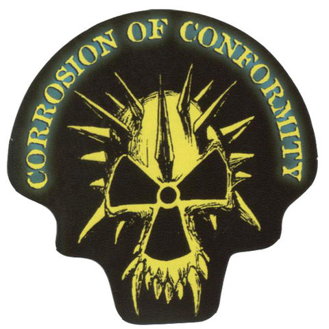 Corrosion Of Conformity Skull Sticker