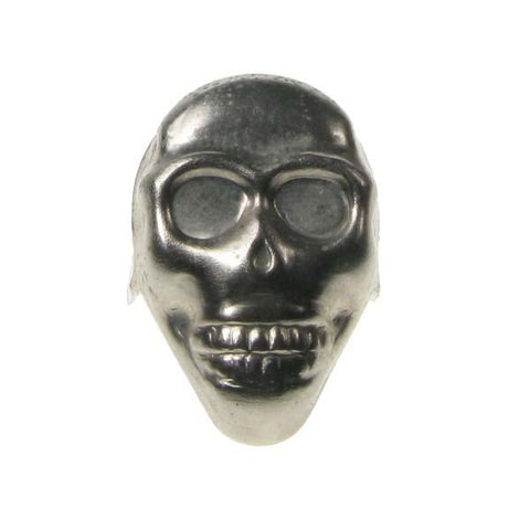 Various Punk Skull Studs in a pack of 10 Stud