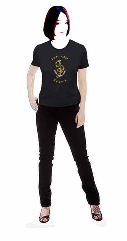 Agnostic Front Anchor Womens Top