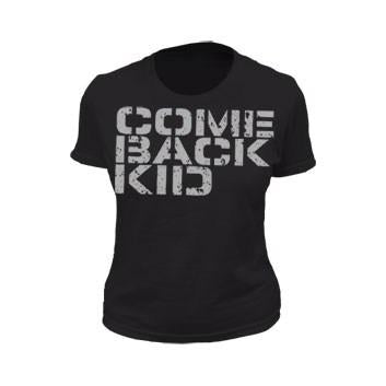 Comeback Kid Logo Womens Top