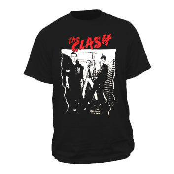 Clash - First Album Mens T-shirt