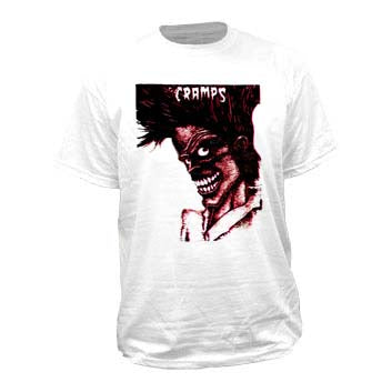 The Cramps Punk Psychobilly Mens Tshirt
