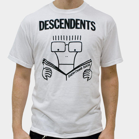 Descendents Everything Sucks Mens Tshirt
