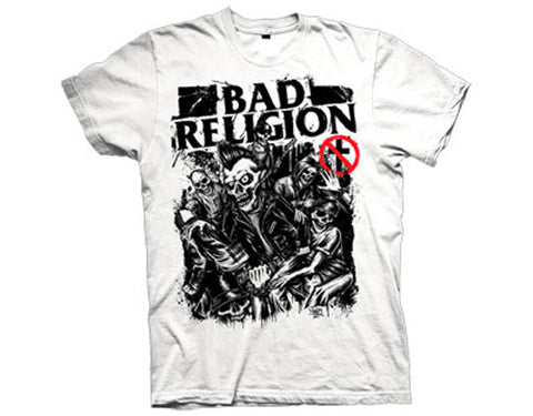 Bad Religion Mosh Pit Mens Tshirt