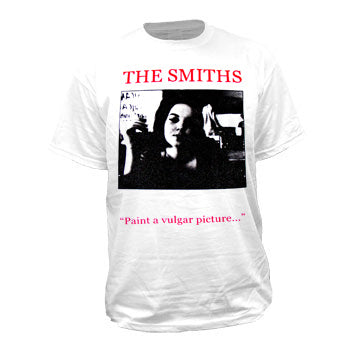 The Smiths Paint A Vulgar Picture Mens Tshirt
