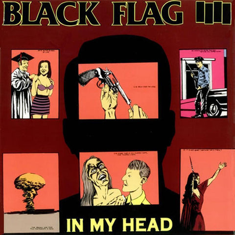 Black Flag In My Head Vinyl LP