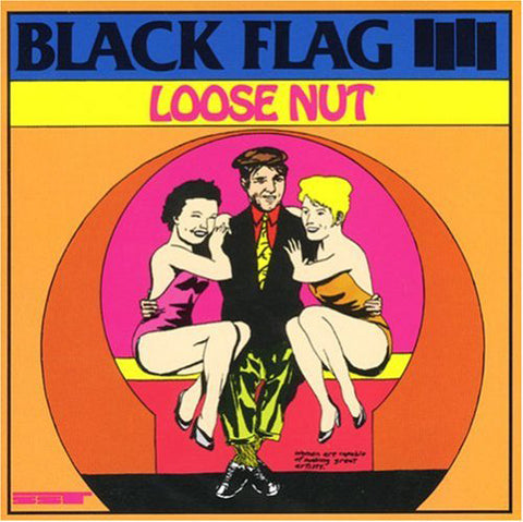 Black Flag Loose Nut Vinyl LP