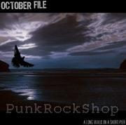 October File A Long Walk On A Short Pier Vinyl LP