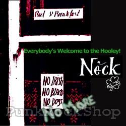 Neck Everybodys Welcome To The Hooley! Vinyl 7 Inch