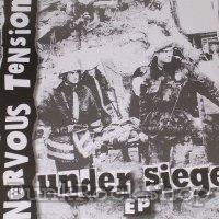 Nervous Tension Under Siege EP Vinyl 7 Inch