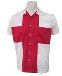 Workshirt St George Flag Mens Shirt