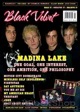 Black Velvet Magazine Issue 55 Magazine