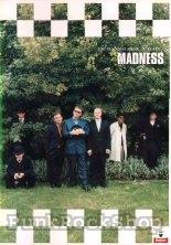 Madness Madness  The Maddest Show On Earth Tour Programme