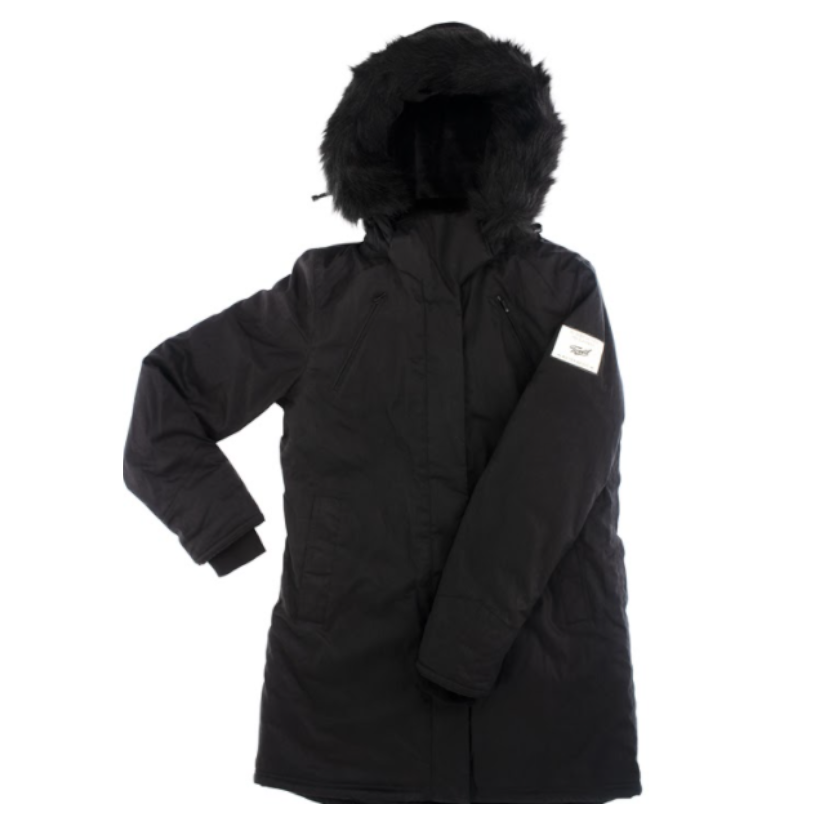 HoodLamb Ladies Nightwatch Parka