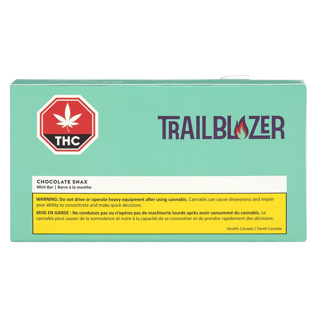 Trailblazer Milk Chocolate Mint Chocolate