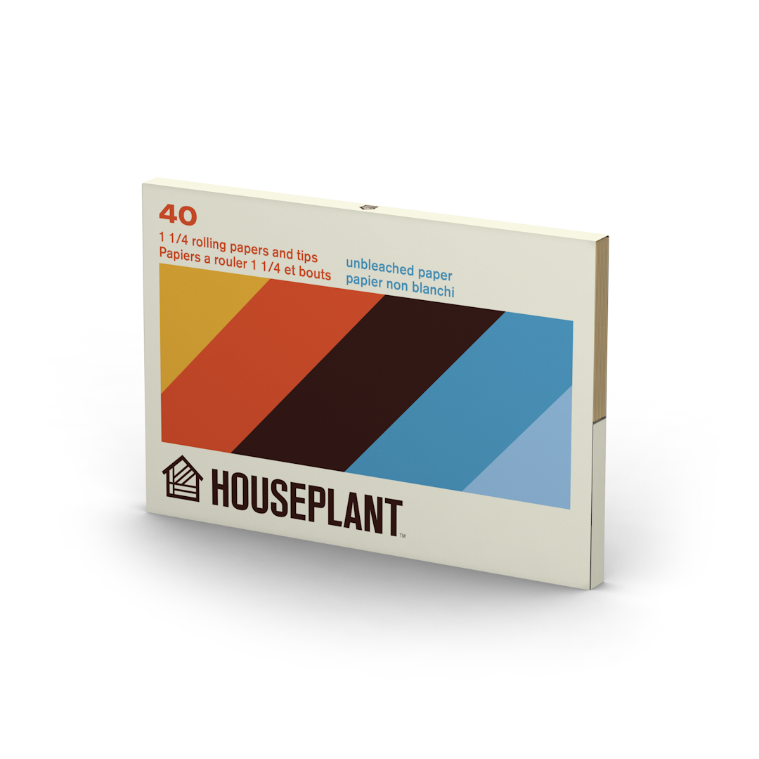 Houseplant Rolling Papers