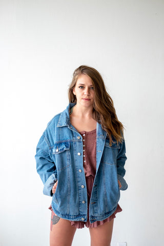 Everyday Denim Jacket