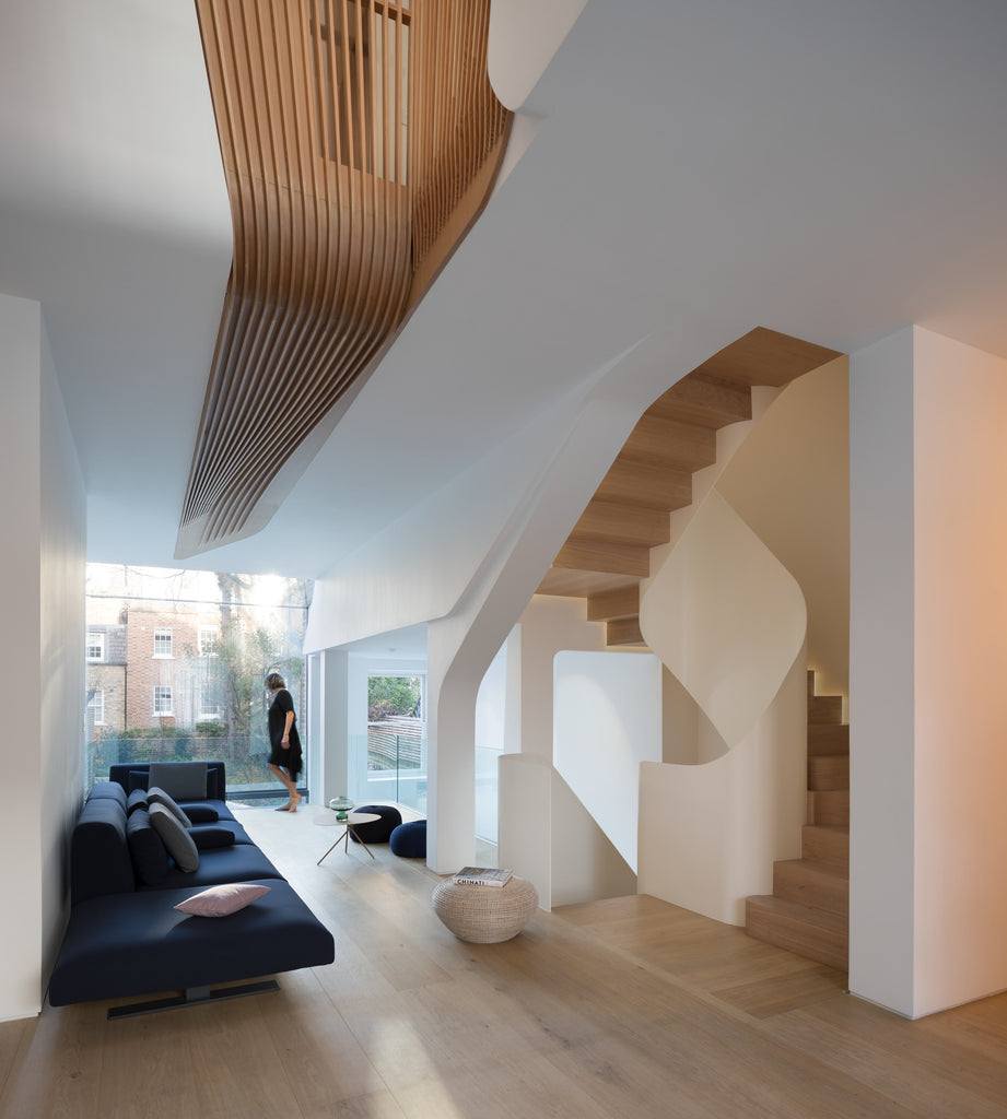 Light Falls House: A Rebirth Through Light