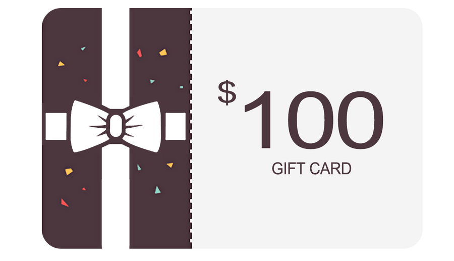 Gift Card $100 USD - INHALCO
