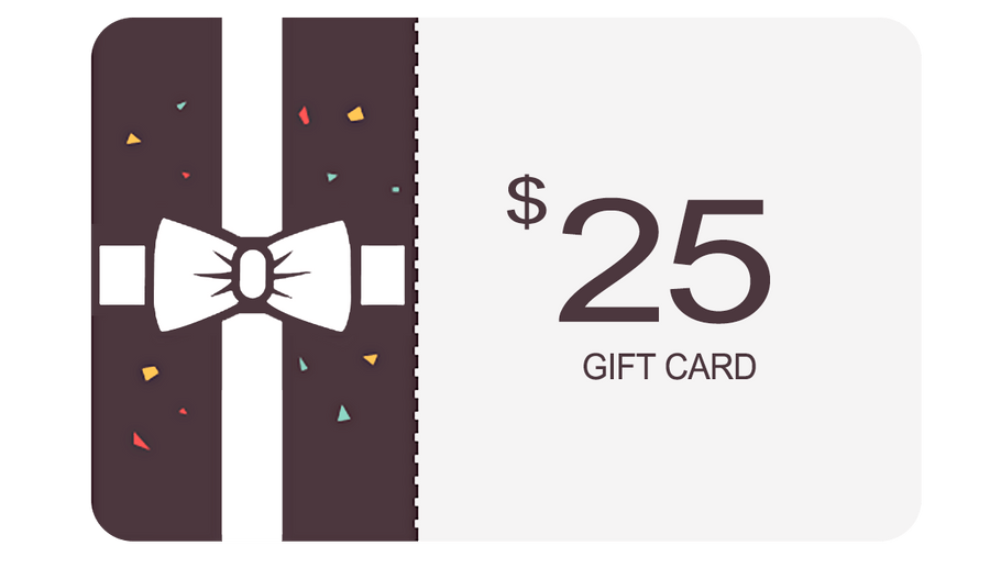 Gift Card $25 USD - INHALCO