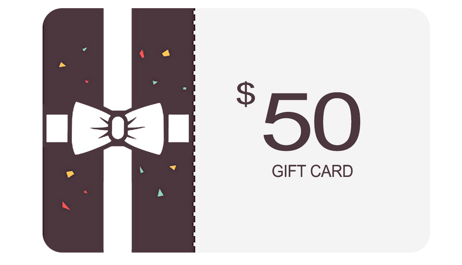 Gift Card $50 USD - INHALCO