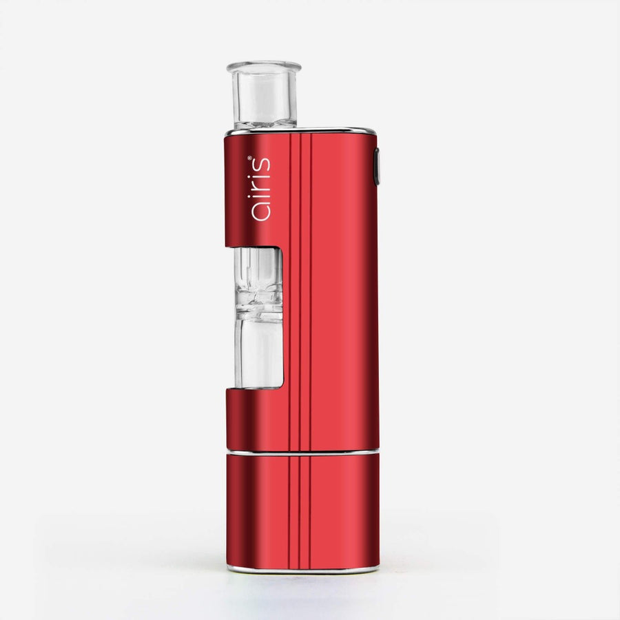 Airis Headbanger Dual-use Wax Vaporizer Nectar Collector Red