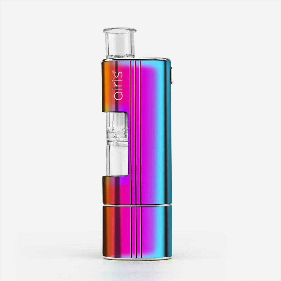 Airis Headbanger Dual-use Wax Vaporizer Nectar Collector Rainbow