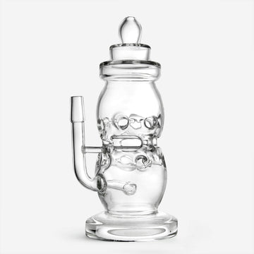 Baby Bottle Glass Bong - INHALCO