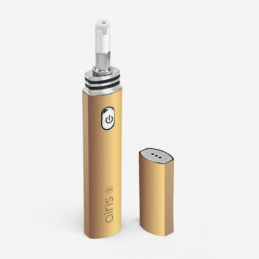 Electric Nectar Collector Dab Pen Gold - INHALCO