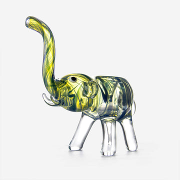 Elephant Glass Pipe - INHALCO