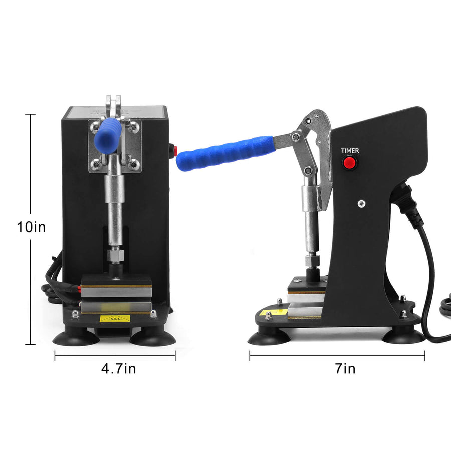 Rosin Heat Press Machine - INHALCO
