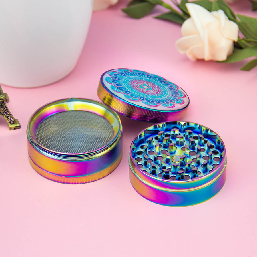 Weed Grinder 2.5 inches - INHALCO