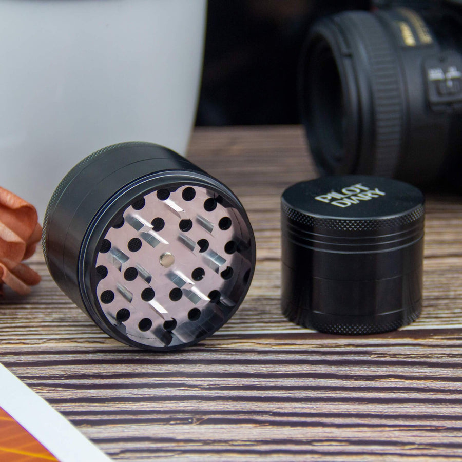 Herb Grinder 2 inches&2.5 inches - INHALCO