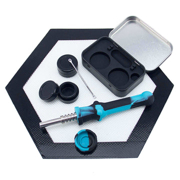 Silicone Honey Straw Kit - INHALCO