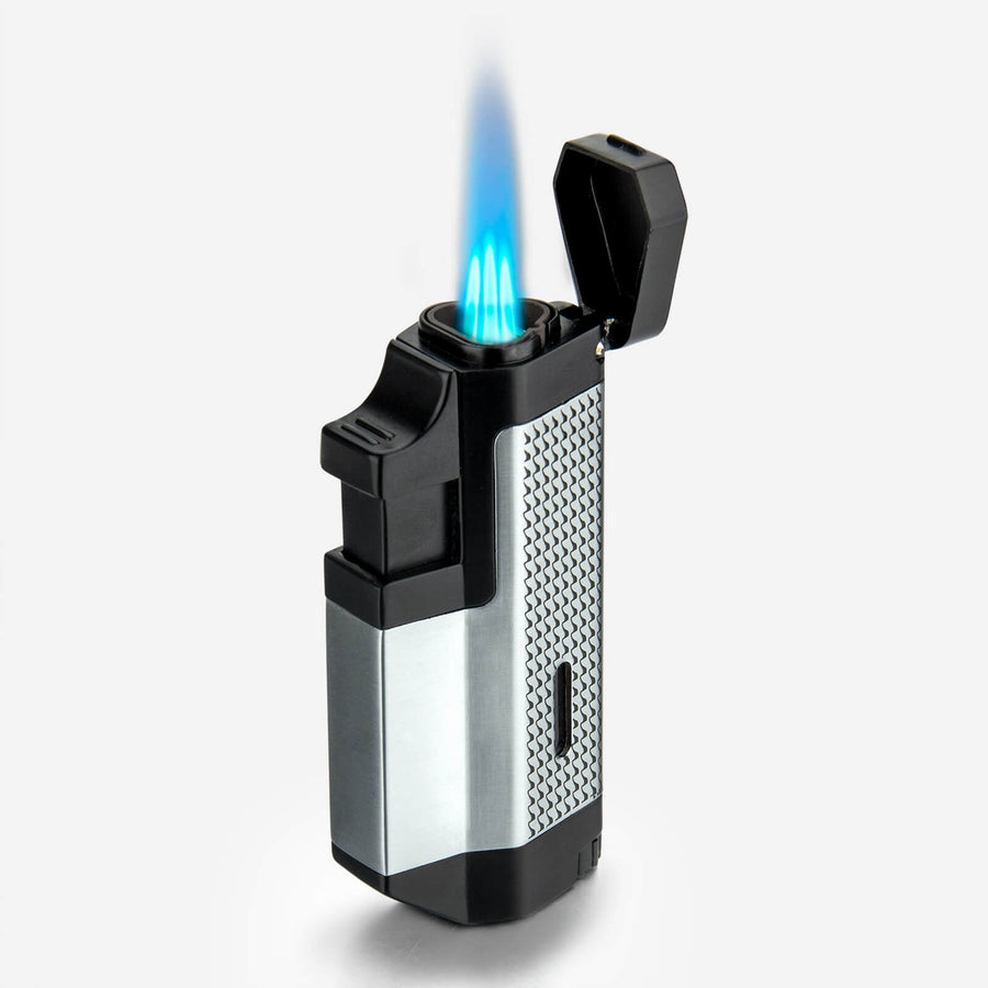 Triple Jet Torch Lighter - INHALCO