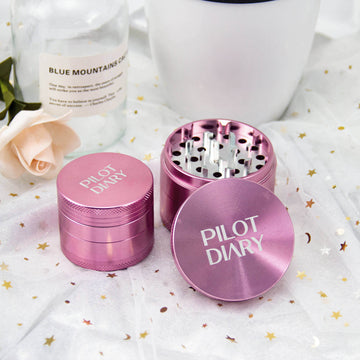 Pink Grinders 2 inches&2.5 inches- INHALCO