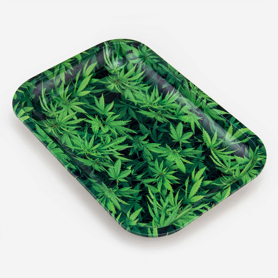 Rolling Tray Jungle Green