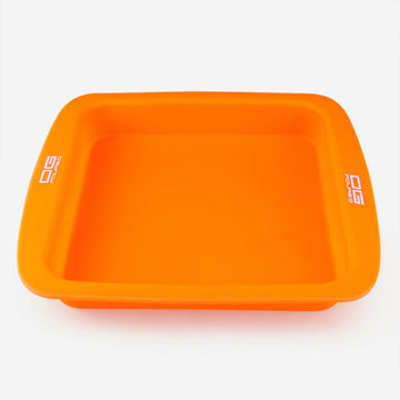 Silicone Tray Orange - INHALCO