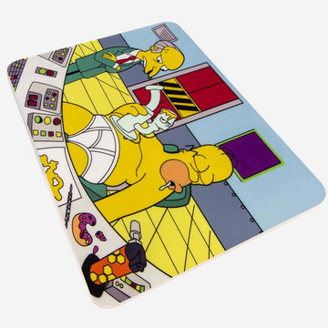 Simpsons Dab Mat - INHALCO