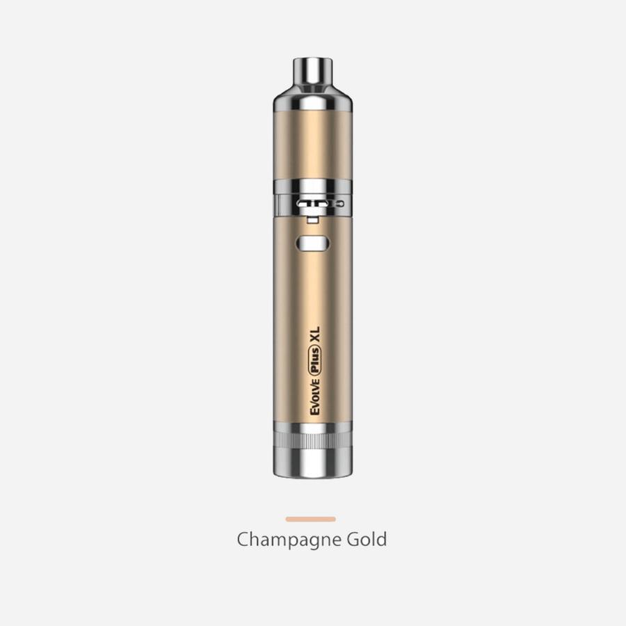 Yocan Evolve Plus Gold - INHALCO