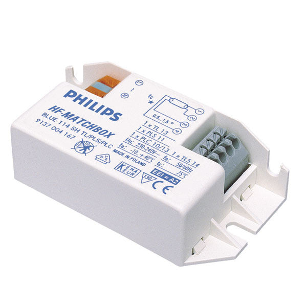 Philips HF-Matchbox Blue 124 SH TL/TL5/PL-L