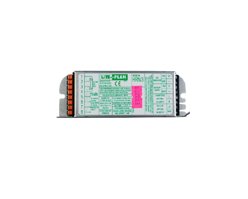 LITEPLAN - HRNT5/6/80-LP 3hr 80w T5 Emergency Module