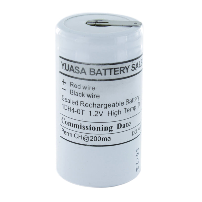 Yuasa 1DH4-0T Emergency Battery 1 Cell Stick