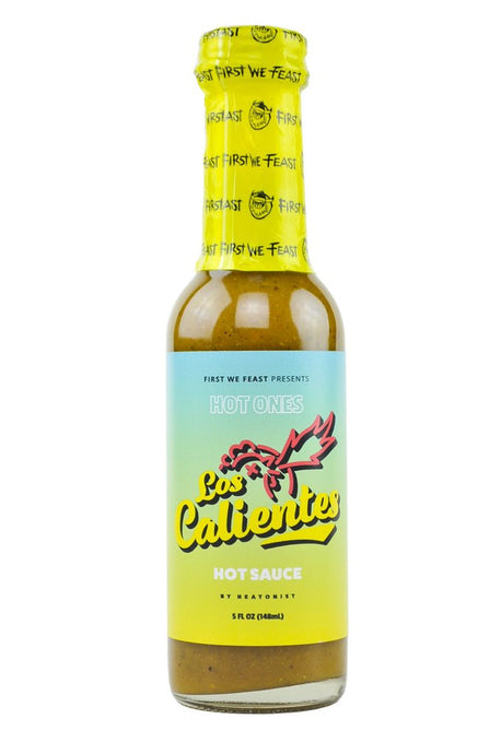 Los Calientes - Super Hot Sauces