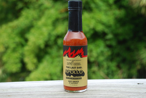 The Last Dab Apollo - Super Hot Sauces
