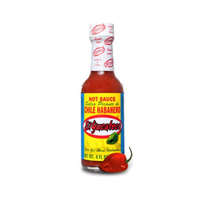Red Habanero Hot Sauce - El Yucateco Super Hot Sauces