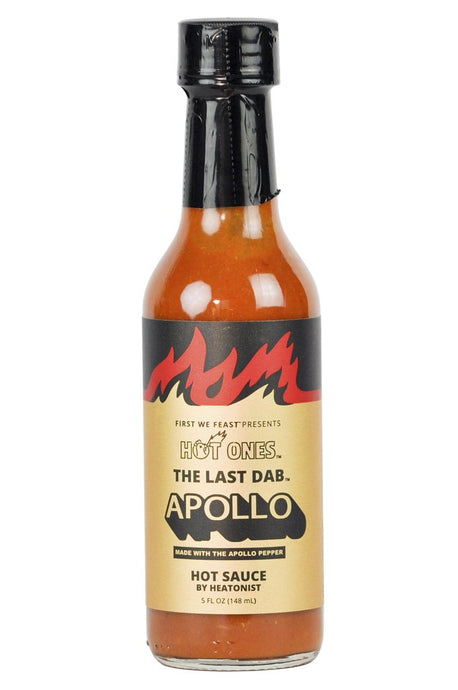 The Last Dab | APOLLO - Super Hot Sauces